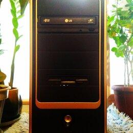 Настольные компьютеры - Компьютер 4 ядра 4GB озу 1GB Видеокарта, 0