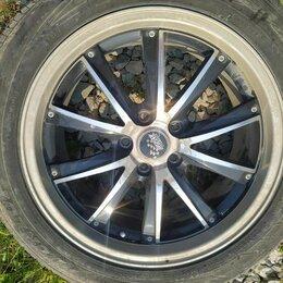Шины, диски и комплектующие - Комплект колес б/у, 0
