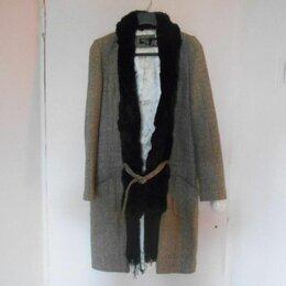 Пальто - Итальянское дизайнерское пальто, 0