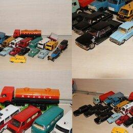 Модели - Коллекция моделей авто 1 43 есть номерные СССР, 0