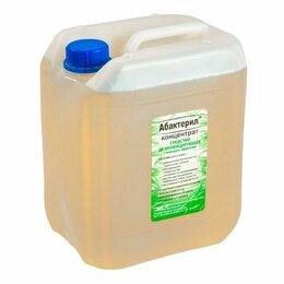 Дезинфицирующие средства - Дезинфицирующее средство Абактерил 5л (концентрат), 0