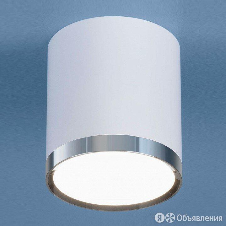 Накладной светильник Elektrostandard DLR024 a039017 по цене 1874₽ - Люстры и потолочные светильники, фото 0