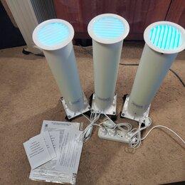 Устройства, приборы и аксессуары для здоровья - Рециркулятор воздуха бактерицидный, 0