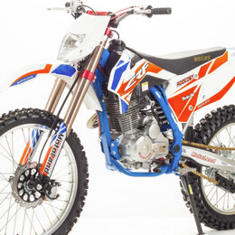 Мототехника и электровелосипеды - Мотоцикл Кроссовый Мотоланд CRF 250, 0