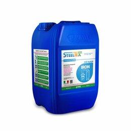 Теплоноситель - Реагент для промывки теплообменников SteelTEX IRON, 0