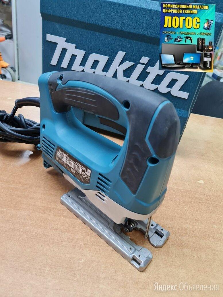 Электролобзик makita jv0600 650 вт по цене 6000₽ - Лобзики, фото 0