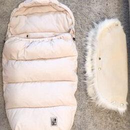 Конверты и спальные мешки - Зимний конверт leokid , 0