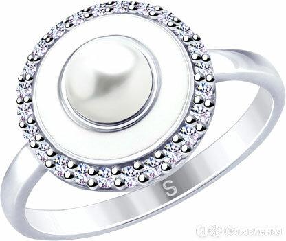 Кольцо SOKOLOV 94012663_s_18 по цене 890₽ - Кольца и перстни, фото 0