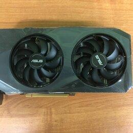 Видеокарты - Видеокарта ASUS GeForce GTX 1660 SUPER DUAL OC EVO, 0