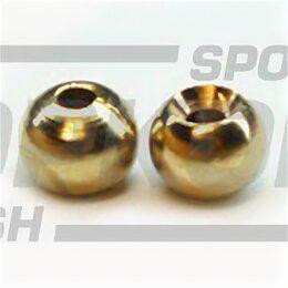 Наборы инструментов и оснастки - Головки утяжеленные Eumer tungst conehead Gold 1/10, 0