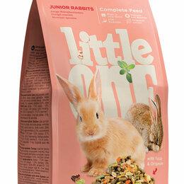 Кролики - Литтл Ван 400г д/молодых кроликов , 0