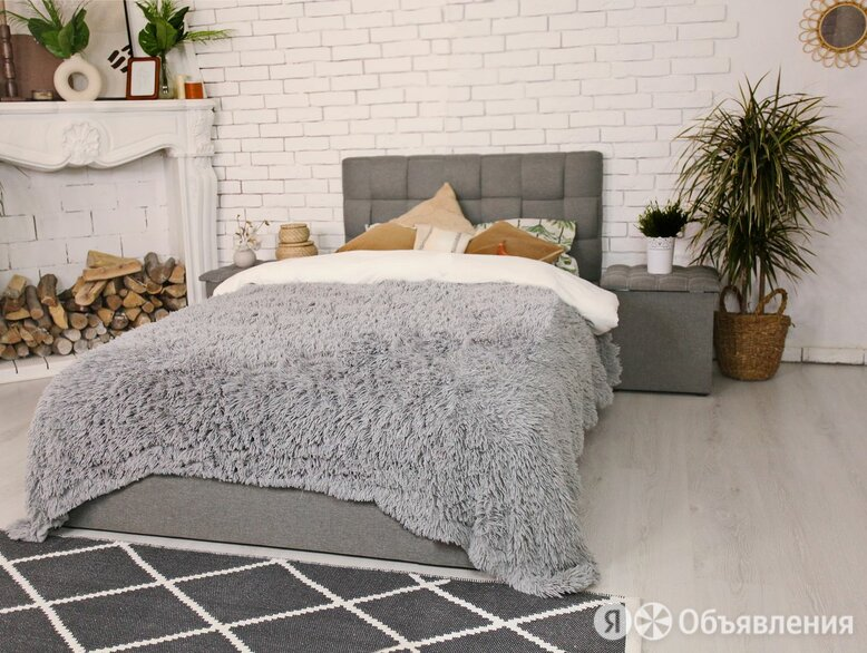 Кровать с матрасом 80х200 по цене 14200₽ - Кровати, фото 0