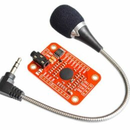 Цифро-аналоговые преобразователи - Модуль распознавания голоса V3.1, 0