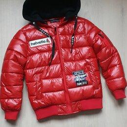 Куртки и пуховики - Куртка зимняя для мальчика , 0