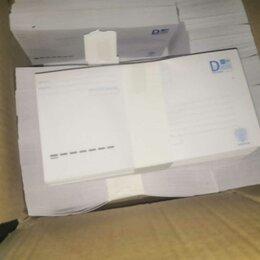 Конверты и почтовые карточки - Действующие - почтовые конверты с литерой А и Д , 0
