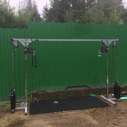 Другие тренажеры для силовых тренировок - Кроссовер Body-Solid GCCO150, 0
