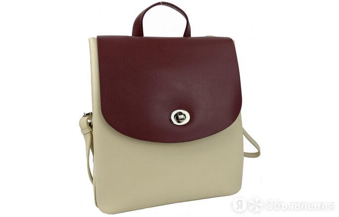 Рюкзак бежевый EGO FAVORITE 39-9901 Артикул: 13695-1-51 по цене 3950₽ - Рюкзаки, фото 0