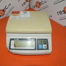 Весы - Весы порционные CAS SW-10 (012084), 0