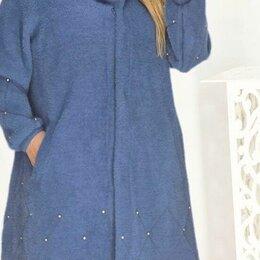 Пальто - Женское пальто альпака р-ры 48-64, 0
