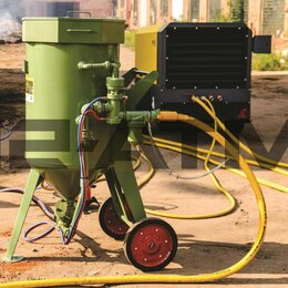 Производственно-техническое оборудование - Пескоструйный аппарат Contracor, 0