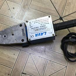 Аппараты для сварки пластиковых труб - Паяльник для сварки труб Аппарат для сварки полипропиленовых труб LAVA 63М, 0