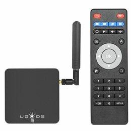 ТВ-приставки и медиаплееры - Приставка тв Ugoos AM3 андроид 9, 0