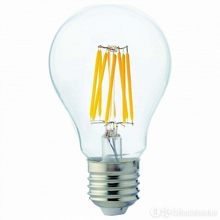 Лампа светодиодная Horoz Electric 001-015-0008 E27 8Вт 4200K HRZ00002162 по цене 324₽ - Лампочки, фото 0