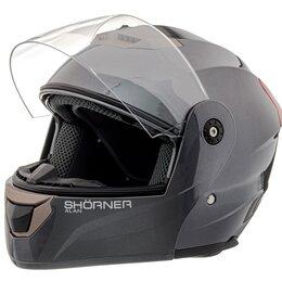 Аксессуары и дополнительное оборудование  - Шлем мото модуляр SHORNER 963, 0