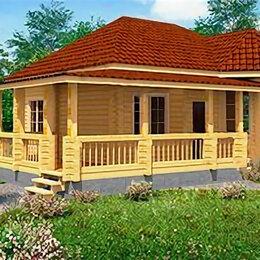 Архитектура, строительство и ремонт - Проекты домов из клееного бруса, 0