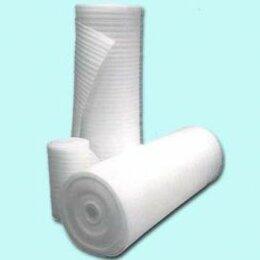 Изоляционные материалы - Изолон НПЭ дл.50м.ш.1,05м. 52,5кв.м.10мм, 0