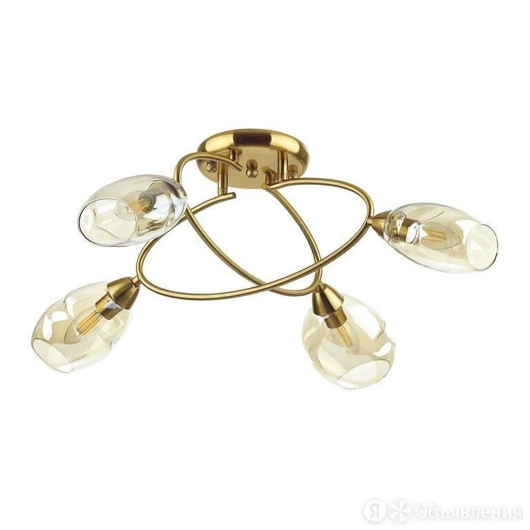 Потолочная люстра Lumion Orla 4483/4C по цене 8500₽ - Люстры и потолочные светильники, фото 0