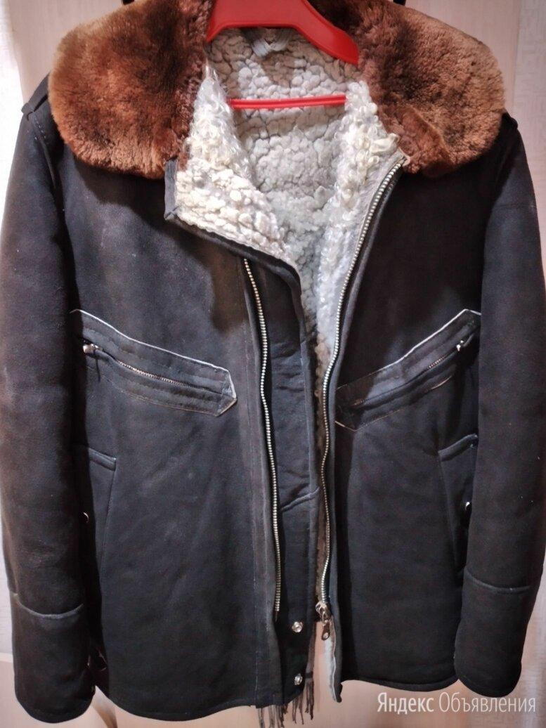 Куртка летная меховая нагольная ввс ссср по цене 5000₽ - Куртки, фото 0