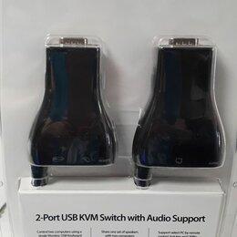 Компьютерные кабели, разъемы, переходники -  переключатель d-link kvm-221/ru, 0