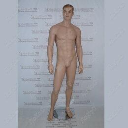 Манекены - Манекен мужской 187см, 100-78-97см, JMN-01 (JMN-01-2), 0