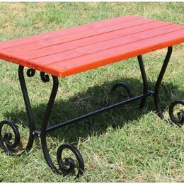 Столы - Стол садовый «Ажур» СА-2, 0