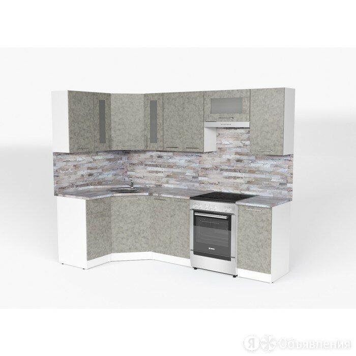 Кухонный гарнитур Валерия оптима 1 1300*2500 мм по цене 50208₽ - Мебель для кухни, фото 0