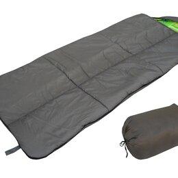 Спальные мешки - Спальный мешок БАТЫР XXL СОШ-3 (220*90) зелёный (холлофайбер) Helios, 0