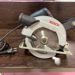 Дисковые пилы - Пила Bosch gks600, 0