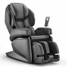 Массажные кресла - Массажное кресло Fujiiryoki JP-1100 Black, 0