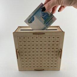 Копилки - Копилка тик ток / Копилка от 10 до 1000 / Копилка для денег, 0