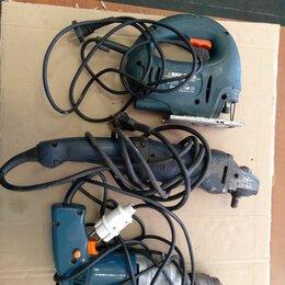Наборы электроинструмента - Электроинструменты с дефектами 6шт , 0