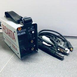 Сварочные аппараты - Сварочный аппарат ресанта саи-220 MMA, 0
