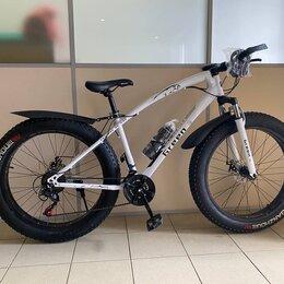 Велосипеды - Велосипед новый фэтбайк , 0