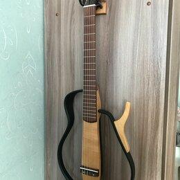 Акустические и классические гитары - Yamaha slg 110n, 0