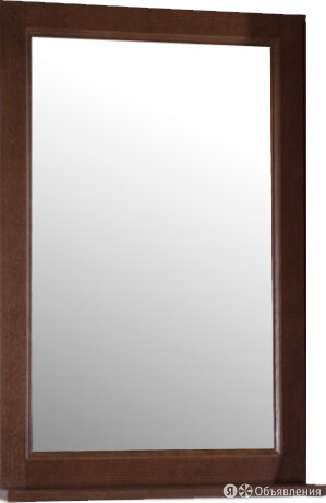 Зеркало ASB-Woodline Гранда 60 антикварный орех по цене 6870₽ - Другое, фото 0