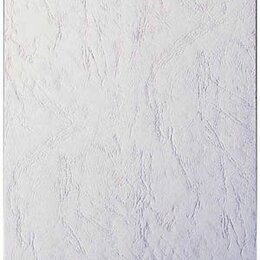 Обложки для документов - Обложка  (кожа)  А4  230 г/м  белая, Комплект 100 шт/уп, 0