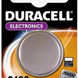 Зарядные устройства и адаптеры питания - DURACELL Элемент питания CR2430/1BL, 0