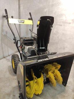 Снегоуборщики - Снегоуборщик бензиновый Huter SGC 4100 wide, 0