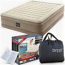 Надувная мебель - Надувная кровать intex 64426, 0