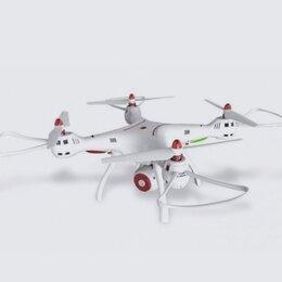 Радиоуправляемые игрушки - Радиоуправляемый квадрокоптер Syma X8SW, 0